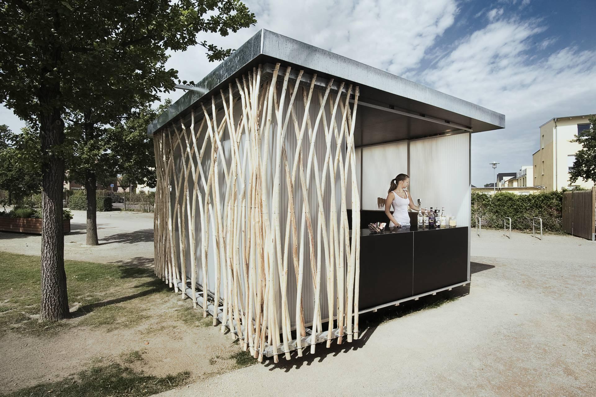 Buga Park Potsdam Cafe